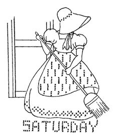 Flickr: The Vintage Embroidery Patterns Pool