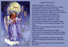 Angel Whispers.