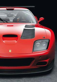 (°!°) 2004-05 Ferrari 575-GTC racecar...