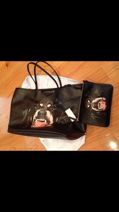 9752172c48cb Brand New Auth Givenchy Rottweiler Dog Antigona Tote Bag 2013 re issued  SOLDOUT
