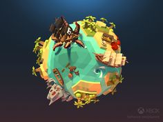 Xbox clubs images on Behance Game Environment, Environment Concept Art, Galaxy Map, Pet Ball, Bubble Boy, Map Games, Polygon Art, Isometric Art, Space Games