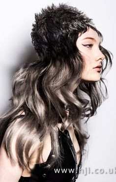 Daniele De Angelis – London Hairdresser of the Year Finalist Collection