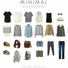 #basicclothings #minimalistoutfit #tuvanmacdep #personalstylist #travelclothes