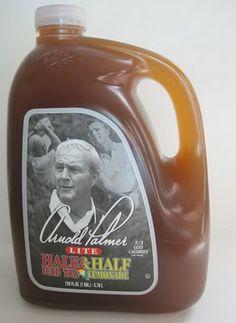 Arnold Palmer's Tea & Lemonade
