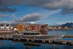Svolvaer harbour