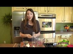 Shoshanna's Kitchen - Episode 36 - Herbal Infused Oil