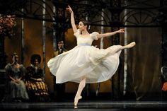 Maria Kochetkova in Cranko's Onegin. San Francisco Ballet. March...