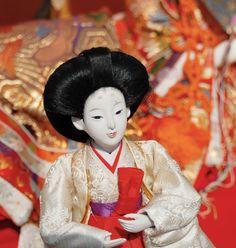 Hinamatsuri doll