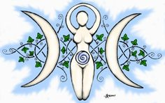 Gallery For > Wiccan Goddess Symbols