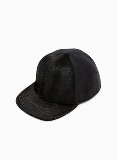 GIDDY UP. For running errands, going incognito or hiding your bed head – the pony hair Allston Cap is a luxurious take on a classic that will have you off to the races. FYI: This product is not available for shipment to the UK