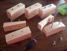 Montessori-Inspired Woodworking Activities