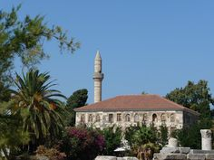Gazi Hassan Mosque in Kos, #Greece