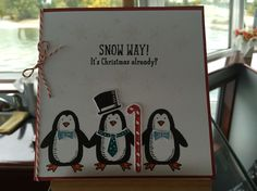 Stampin ip snow place