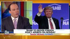 #Fox News 8/15/16 #Donald Trump, Mike Pence & Hillary Clinton