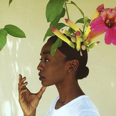 A Haus where fashion and pop culture meet — dynamicafrica: Endlessly inspired by Loza. Black Girl Art, Art Girl, Black Girls, Photography Collage, African Fashion Designers, African Diaspora, Blooming Flowers, Slow Fashion, Black Is Beautiful