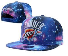 Wholesale Galaxy Snapbacks NBA Mitchell And Ness Hats Oklahoma City Thunder 7625! Only $8.90USD