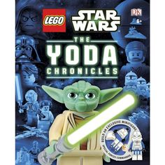 d06651af1bbd2 Yoda Chronicles (Hardcover) by Daniel Lipkowitz. Star Wars BooksStar ...