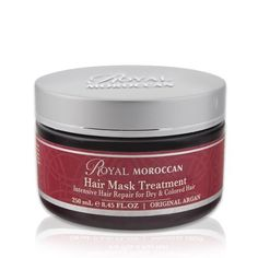 Royal Moroccan Orginal Argan Hair Mask Treatment 250ml / 8.45 fl.oz. *** Find out more about the great product at the image link.