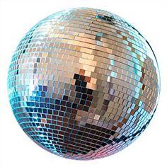 "12"" Mirror Disco Ball #MirrorBalls #MusicalInstruments #LightingEquipment"