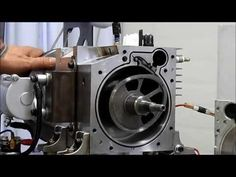 Spherical Internal Combustion Engine. Kugelmotor! - YouTube