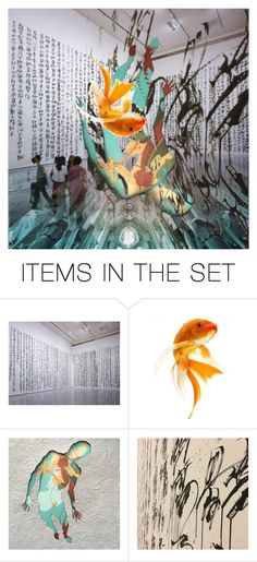 """IN TAIWAN/AFTER TAIWAN # 268"" by harrylyme ❤ liked on Polyvore featuring art"