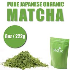 Tealyra  220g 8ounce  Matcha Green Tea Powder  Culinary Grade  Pure Japanese  Superior Antioxidant Content  All Day Energy  Improved Health  Lattes  Smoothies  Baking  Organically Grown >>> ** AMAZON BEST BUY ** #CoffeeMaker