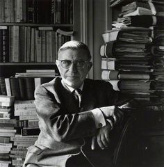 Jean-Paul Sartre: On Being a Writer
