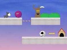 Poochie är förlorat och bara du kan hjälpa honom!  Hjälp din fyrbenta vän via tre världar med hjälp av hans super bark genom att trycka på skärmen för att besegra sina fiender och hjälpa honom att hitta hem. Genom att ta sig förbi medel blobbar som försöker blockera hans väg och använda föremål såsom hoppkuddar och bubblor för att utforska, allt för att hitta sitt hem, samla några ben på vägen.  Vår hemsida: http://www.dojit.com/games/