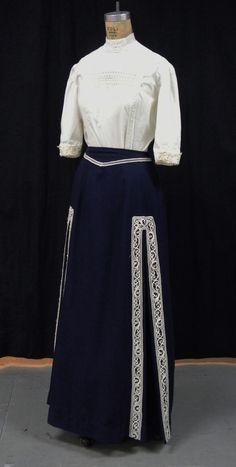 "Costume for Eliza in ""My Fair Lady"" for the Ohio Light Opera season 2014"