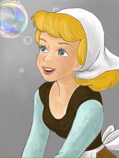 Cinderella, time to make the meatloaf.