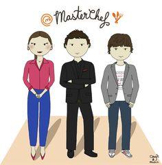 MasterChef España - Jurado