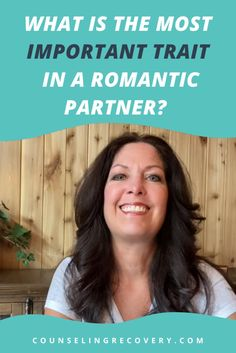 There is one quality that's critical when looking for a romantic partner. While there are several that might come to mind, this one trait impacts all the others. Learn what that trait is and why you absolutely need it for healthy, long-term relationships. #relationships #couples #intimacy #mentalhealth #love #romanticlove Improve Communication, Mental Health Quotes, Codependency, Romantic Love, Anger Management, Self Esteem, Have Time, Relationship Quotes, Psychology