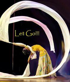 It's Simple Really...Just LET GO!!!  http://4everpraise.com #dance #praisedance