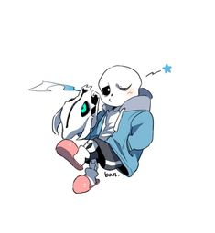 This cheeky skele boi knows guys Undertale Cute, Undertale Fanart, Undertale Comic, Undertale Cosplay, Chibi, Comic Sans, Super Smash Bros, Animes Wallpapers, Game Art
