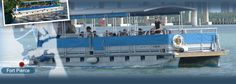 Florida Boat Tours | Dolphin Sightseeing Boat Tour | Scenic South FL Wildlife Dolphin and Birding Boat Charters | Indian River Lagoon and Estuary Fort Pierce FL