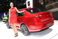 Почти серийный Seat Toledo Concept Seat Toledo, Geneva, Bodycon Dress, Dresses, Fashion, Vestidos, Moda, Fashion Styles, Dress