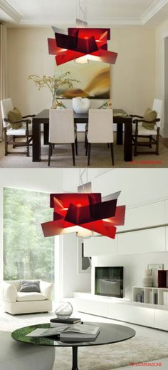 #BigBang #Lamp by #Foscarini really the abstract chandelier