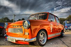 Trabant 601 East German Car, Vintage Cars, Antique Cars, Automobile, Beast From The East, Amazing Cars, Car Car, Cars And Motorcycles, Muscle Cars