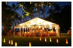 Mundo paralelo: Casamento na praia