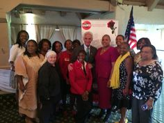 This is Living: NABWIC Monthly Luncheon in Miami with Governor Charlie Crist