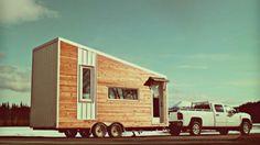 Arquitetura Sustentavel: Canadense projeta minicasa itinerante e ecológica