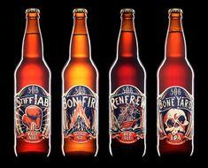 Sooke Oceanside Brewery on Packaging of the World - Creative Package Design Gallery