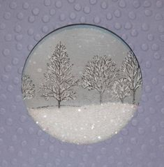 Snow Globe Shaker Card Tutorial – New Year Homemade Christmas Cards, Christmas Cards To Make, Xmas Cards, Diy Cards, Homemade Cards, Cricut Christmas Cards, Christmas Christmas, Handmade Christmas, Holiday Cards