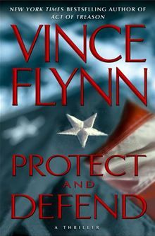 vince flynn book after memorial day