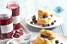 Recept Tip: zomervruchtenjam zonder suiker Een heerlijke vruchtenjam om in de herfst en de winter nog lekker na te genieten van de zomer. Heeft u nu nog even geen tijd of zin om de jam te maken? Haal dan alvast het fruit in huis en vries het in. Let op: gebruik van diepvriesfruit 10% extra. #jam #zomerfruit #blauwebes #lekker #gezond #zondersuiker