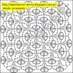 Transcendent Crochet a Solid Granny Square Ideas. Inconceivable Crochet a Solid Granny Square Ideas. Crochet Stitches Chart, Crochet Motifs, Crochet Geek, Filet Crochet, Irish Crochet, Crochet Doilies, Knit Crochet, Crochet Patterns, Granny Square Häkelanleitung