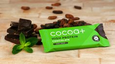 Cocoa Plus High Protein Chocolate
