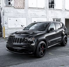 2013 Jeep Cherokee SRT-8..Best looking car on the road, hands down