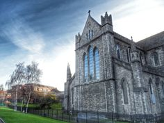 St. Patrick's Cathedral.