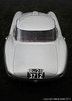 1954 Ferrari 375MM Scaglietti Berlinetta pt.2 - 2013 St. James Concours of Elegance